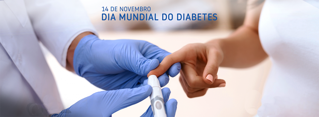 14 de novembro: Dia Mundial do Diabetes