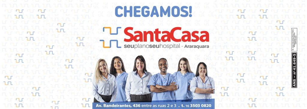 HSANTACASA: Novo produto HSAÚDE agora em Araraquara
