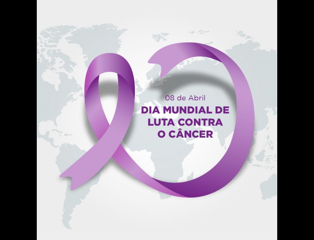 8 de abril: Dia Mundial de Luta contra o Câncer